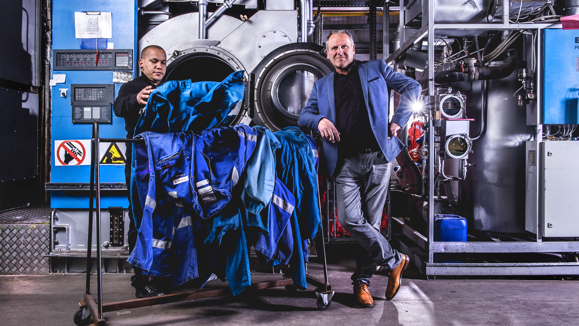 Textiel Services Rijnmond BV