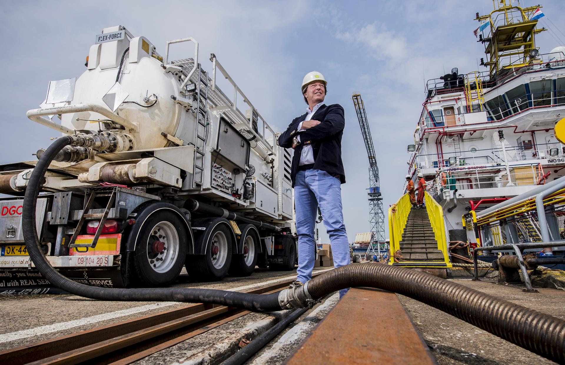 Maritime Shipcleaning Rotterdam