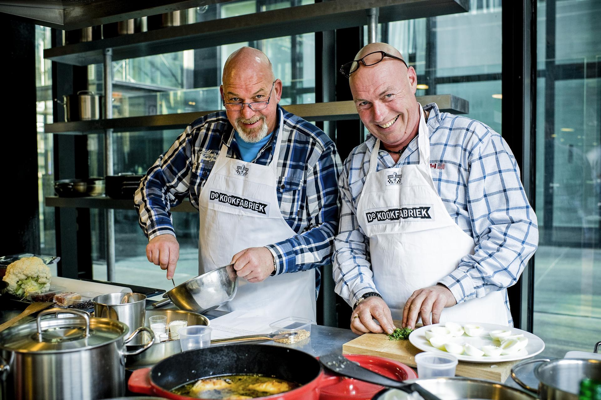 De Kookfabriek Rotterdam