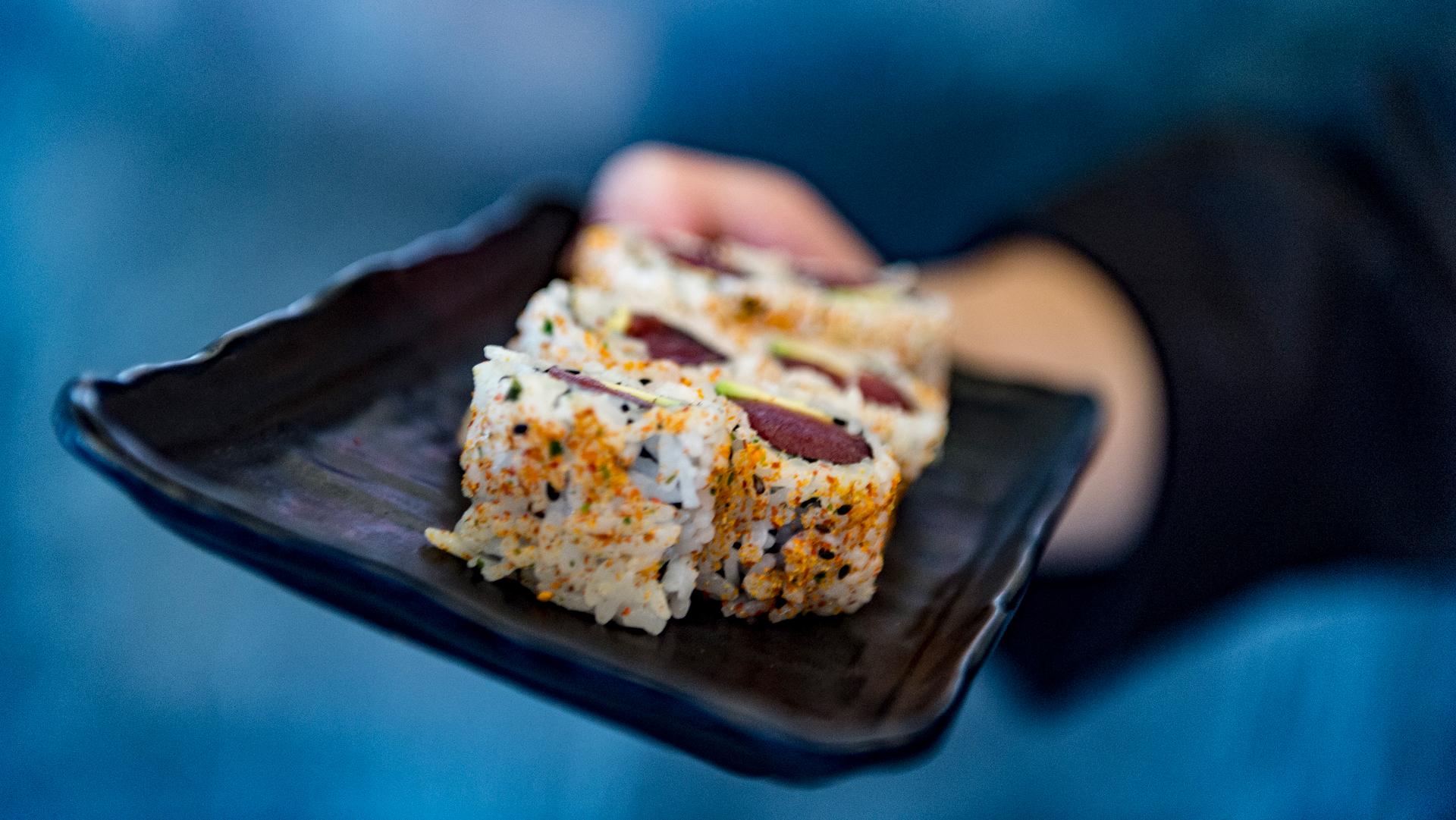 Sumo sushi & grill restaurant Rotterdam Markthal